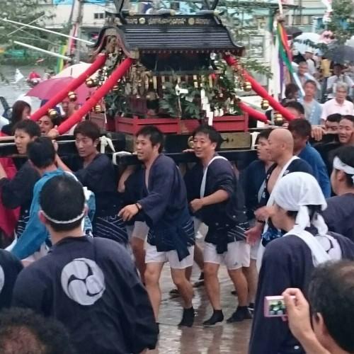 ☆八幡神社例大祭☆